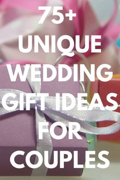 Best Wedding Gifts Ideas: Personalized, Unique, and Thoughtful Presents for Couples (Bride and Groom) 2020 Discover the best wedding gifts ideas for couples today. Over 75 personalized, unique, and thoughtful wedding gifts ever. Sentimental Wedding Gifts, Thoughtful Wedding Gifts, Wedding Gifts For Newlyweds, Wedding Gift Baskets, Creative Wedding Gifts, Homemade Wedding Gifts, Newlywed Gifts, Personalized Wedding Gifts, Wedding Present Ideas For Couple