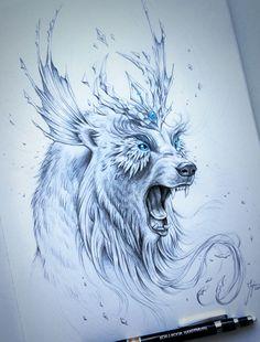 Enchanting Fantasy Art by Jonas Jödicke