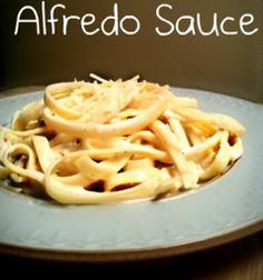 Olive Garden Pasta Alfredo--I hope this is finally the recipe I've been longing for!