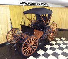 1895 Star Brass Era Volo Auto Museum, Volo, IL. www.volocars.com