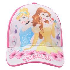 Girls Disney Princess Cap
