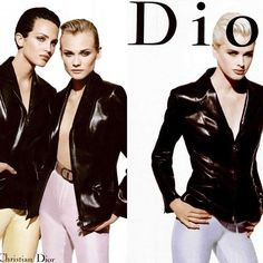#chandranorth #dianekruger and #kyliebax for #Dior.