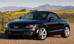 2013 Audi TT Convertible