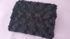 Mini faux fur clutch bag  wildstar