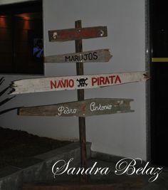 Festa Pirata | LE SUCREÉ - Sandra Belaz | Elo7