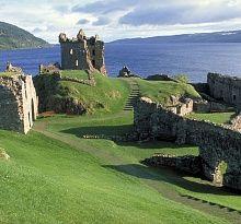 Escocia y el Lago Ness