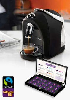 Dualit Capsule Coffee Machine