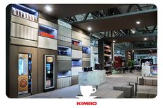 #TuttoFood2015: l'area OCS (Office #coffee service) e Vending.