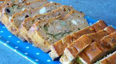 Cake IG bas au blé kamut, thon et petits légumes – Le Repaire des Ventres Faims