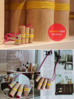 Mango Fun – Necklace   VeruDesigns, LLC