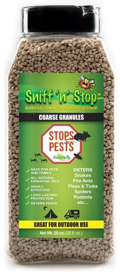 how to repell ants environment friendly