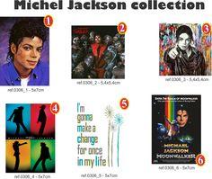Michel Jackson  6 peças 5x7cm foto,capa cd, art pop, poster, letra