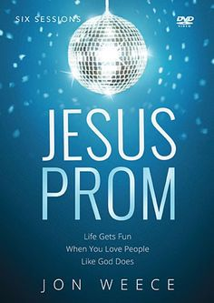 "In Jesus Prom, Jon Weece explains how our goal as Christians is to become increasingly more like Jesus. Jesus loved people, which means we should love people. We don't ""kind of"" love people—we love them the way Jesus loves us."