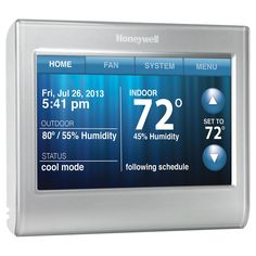 Honeywell WiFi Smart Thermostat | Overstock.com Shopping - The Best Deals on Thermostats