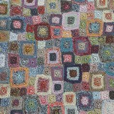 Scarf, Celine - Sophie Digard crochet