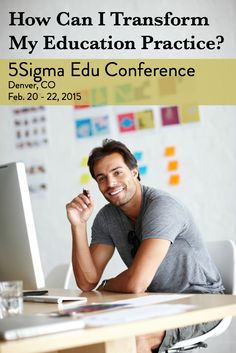 The 5 Sigma Edu Conference will renew your energy and give you inspiration, even if you have to take it back to a constraining environment.