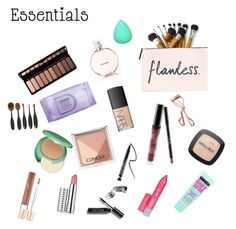 """""""Contest entry"""" by bloodymystery001 on Polyvore featuring beauty, NARS Cosmetics, Kylie Cosmetics, Clinique, Bobbi Brown Cosmetics, Chanel, e.l.f., Hard Candy, Jane Iredale and L'Oréal Paris"""