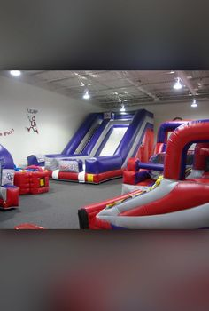 Bounce U party location