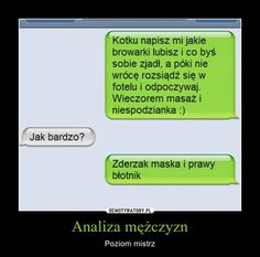 Śmieszne rozmowy: SMSy 10 Funny Sms, Funny Text Messages, Wtf Funny, Funny Texts, Funny Friday Memes, Friday Humor, Happy Quotes, Funny Quotes, Accounting Humor