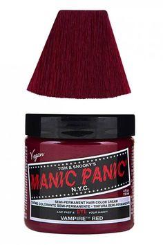 Manic Panic High Voltage Semi-Permanent Hair Color Cream 4 Ounce