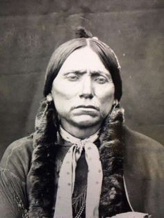 My favorite historical NDN quanah parker. Commanchi