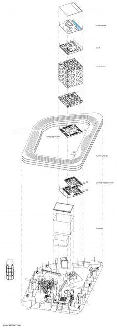 """Janko Gredelj"" Area Mixed Use Design (15)"