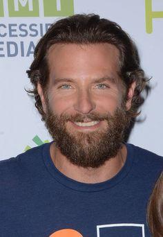 За последние месяцы Брэдли обзавелся густой бородой. Фото: GLOBAL LOOK PRESS