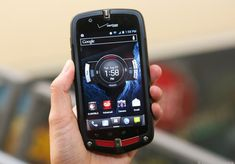 Casio G'zOne Commando 4G LTE Review - Watch CNET's Video Review