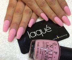 #pinknails #pinknailpolish #cute #loveit