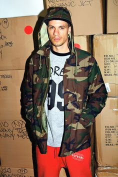 POPEYE: Supreme 2012 Fall/Winter Collection Editorial | Hypebeast