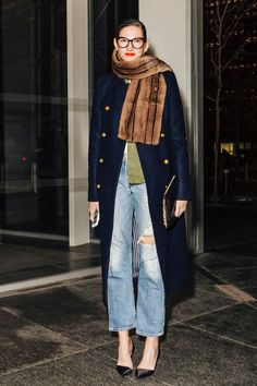 2017AW NY COLLECTION Snap Jenna Lyons