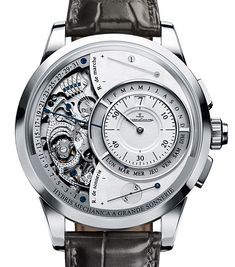 The 10 Most Expensive Watches Over $1 Million | #expensivewatches #luxurylifestyle #watches #luxury #luxurywatches #jaegerlecoutre #timepieces #rolex | See more at http://luxurysafes.me/blog/timepieces/expensive-watches-million-2/