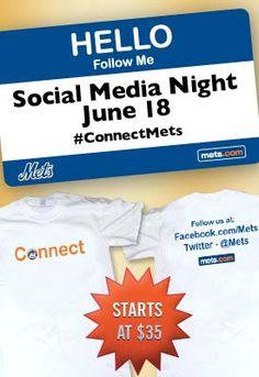 Mets Social Media Night