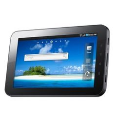 FEATURED Samsung Galaxy Tab (T-Mobile) Android 2.2-powered mobile tablet with 7-inch touchscreen--perfectly sized for slipping in your pocket love it ^_^