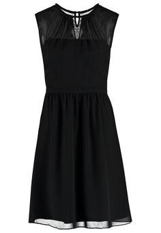 Esprit Collection Blusenkleid - black - Zalando.de