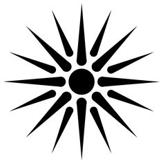 2000px-Sun_of_Vergina_black.svg.png (2000×2000)