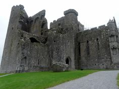 Rock of Cashel County Tipperary - 4th Century