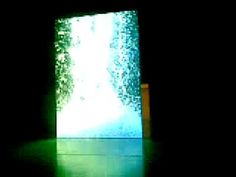 Bill Viola - the Crossing - in relation to the sublime and the forces of nature