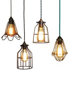 Hey, I found this really awesome Etsy listing at https://www.etsy.com/listing/185239588/custom-cage-pendant-light-hanging-edison