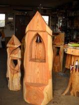 Zvoničky | Dřevěné výrobky Jan Kužel