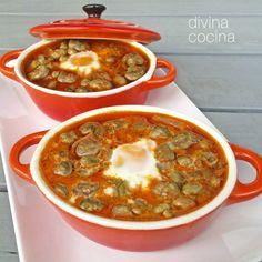 Real Food Recipes, Cooking Recipes, Yummy Food, Healthy Recipes, Spanish Kitchen, Spanish Food, Spanish Recipes, Natural Beauty Recipes, Chicken Salad Recipes