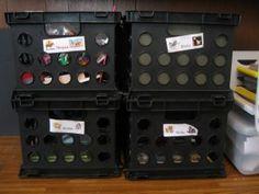 Modified Workbox system