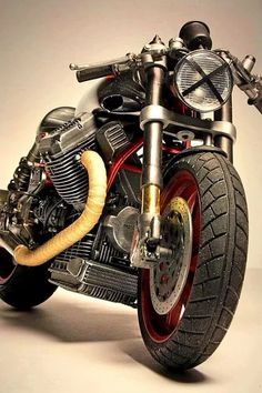 30 New Ideas chopper motorcycle moto guzzi R Cafe, Cafe Bike, Cafe Racer Bikes, Cafe Racers, Chopper Motorcycle, Cafe Racer Motorcycle, Motorcycle Design, Bike Design, Bobber Chopper
