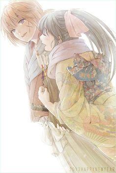 Rurouni Kenshin - Kenshin Himura x Kaoru Kamiya - KenKao Rurouni Kenshin, Kenshin Anime, All Anime, Anime Love, Anime Guys, Manga Art, Manga Anime, Anime Art, Samurai