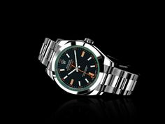 The Rolex Milgauss GV is probably one of the few Rolex I would consider owning and its a unique yet classic look.