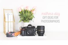 If your mother or wife is a photographer, check out these awesome Mother's Day gift ideas for photographers to give her the best gift this year!
