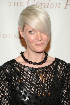 kate lanphear hair   Kate Lanphear attends 2013 Gordon Parks Foundation Awards at The Plaza ...