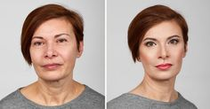 7 triků make-up, které pomohou vypadat mladší Younger Skin, Look Younger, Pixie Bob Hairstyles, The Body Book, Make Up Tricks, Les Rides, Contour Makeup, Belleza Natural, Face And Body