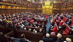 (البرلمان البريطاني )/ للتصويت على اتفاق بريكسيت النهائي