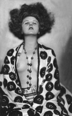 Elsie Altman, Tänzerin, Aufnahme von 1923